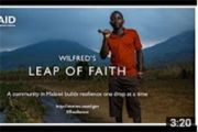 Wilfred's Leap of Faith