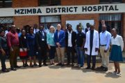 U.S Ambassador to Malawi visits Mzimba District Hospital